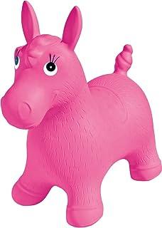 Hedstrom Pony Inflatable Animal Hopper- Pink