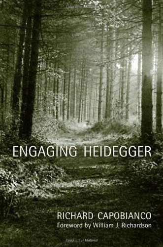 Download Engaging Heidegger (New Studies in Phenomenology and Hermeneutics) ebook