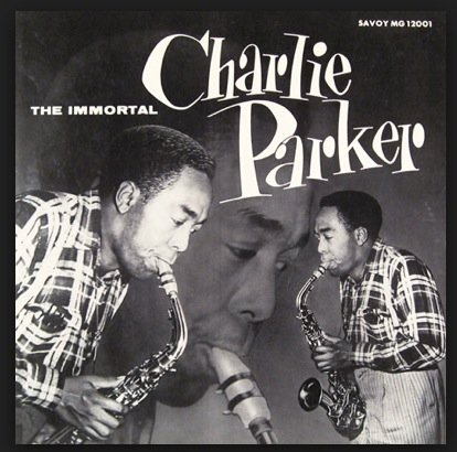The Immortal Charlie Parker Plays New Masters. LP, Original RVG matrix. (Mastering Matrices compare prices)