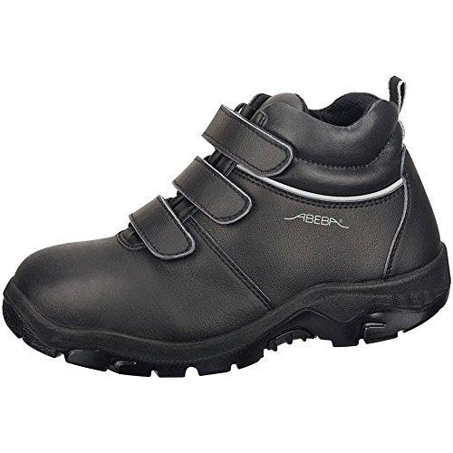 Abeba - Calzado de protección para hombre Negro - negro