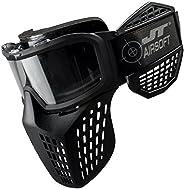 JT Delta 3 Airsoft Goggle, Black