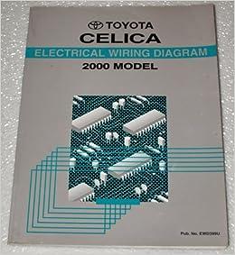 2000 toyota celica repair manual