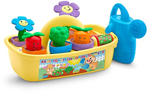51M 9cVnZRL - Fisher-Price Laugh & Learn Smart Stages Grow 'n Learn Garden Caddy (Amazon Exclusive)