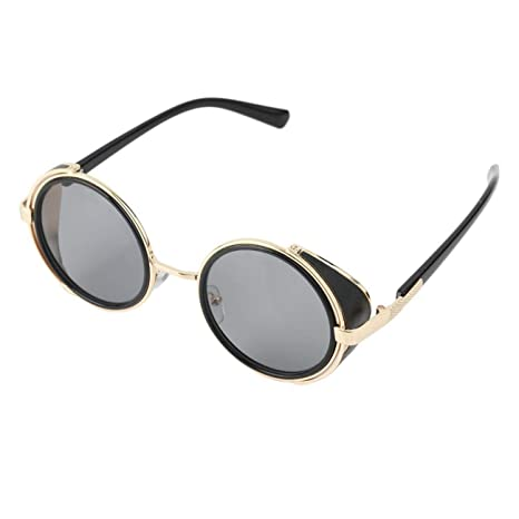 Chopper Old School Retro Brille Sonnenbrille Schutzbrille Motorradbrille UV400