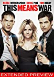DVD : This Means War: Extended Preview