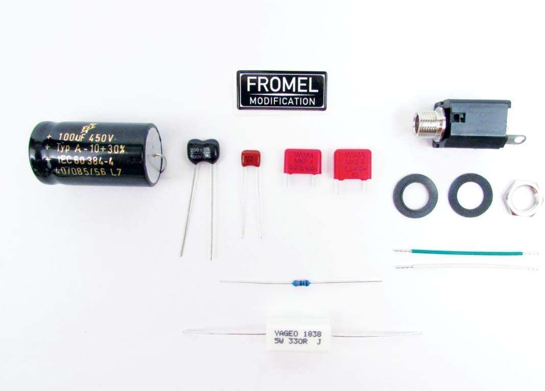 Fender Pro Jr Standby Switch Mod Kit by Fromel