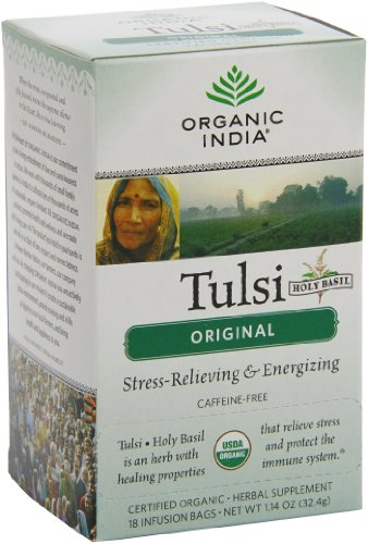 Tulsi Original 25 Tea Bags - Indio Stores Mall