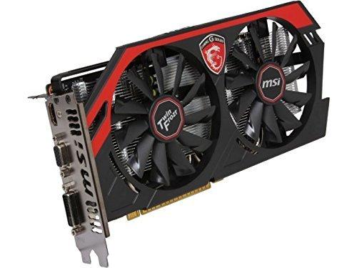 N750-2GD5/OC - MSI N750-2GD5/OC MSI NVIDIA GeForce GTX 750 O