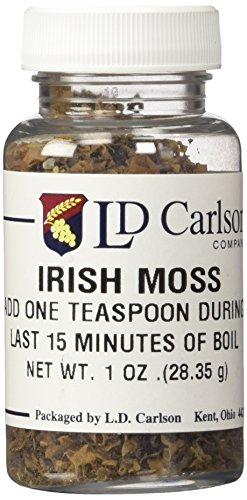 Irish Moss- 1 oz (Flakes Irish Moss)