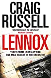 Front cover for the book Lennox by Craig Russell