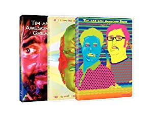 Tim and Eric Awesome Show, Great Job!: Seasons 1-3