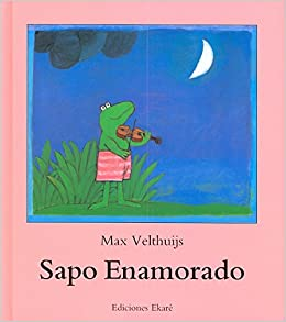 Sapo Enamorado (Spanish Edition): Max Velthujis: 9789802571123: Amazon.com: Books