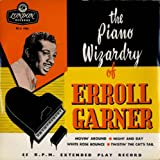 The Piano Wizardry Of Erroll Garner EP