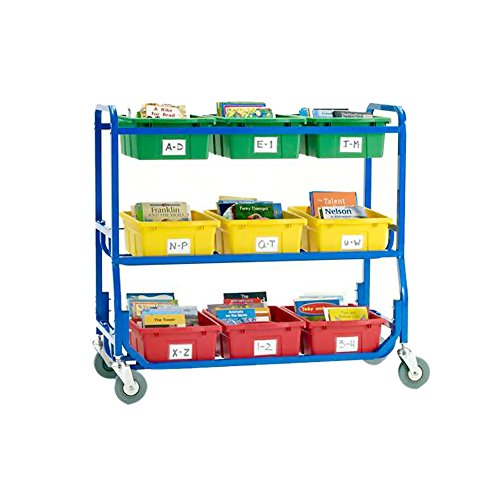 Copernicus Educational Product - LW430 - Cart - Library On Wheels