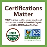 Now Foods Better Stevia Certified Organic Extract