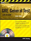 CliffsNotes GRE General Test with CD-ROM (CliffsNotes (Paperback))
