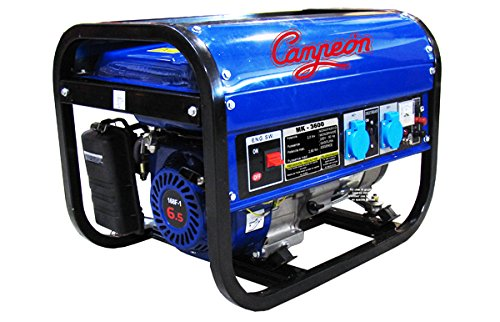 Campeon–Eco2006,5HP 4T Campeon Generator 2,5kVA