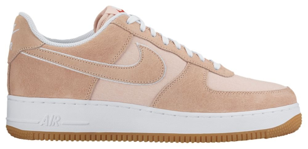 [ナイキ] Nike Air Force 1 Low - メンズ バスケット [並行輸入品] B071W2W9JF US07.0 Arctic Orange/Arctic Orange/White/Gum Lt Brown