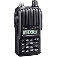 Icom IC-V80-Sport VHF 2m, 5.5w Max Handheld Transceiver with MARS/CAP Modification for Extended Transmit Frequency Ranges