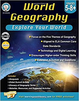 Amazon world geography resource book 9781622235339 mark amazon world geography resource book 9781622235339 mark stange rebecca laratta books fandeluxe Gallery