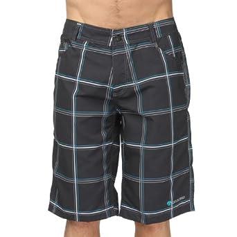 images détaillées site autorisé qualité supérieure LONGBOARD Bermuda Homme Anthracite, gris et bleu: Amazon.fr ...