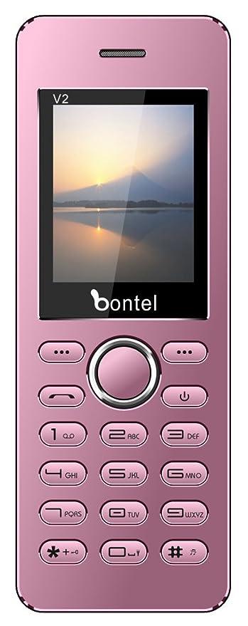 Bontel V2 Mobile Phone - 1 3MP Camera - Radio - MP3 MP4 - Memory