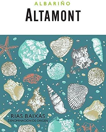 Altamont Albariño Rías Baixas Vino Blanco