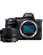 $1399 » Nikon 1642B Z5 Full Frame Mirrorless Camera FX 4K UHD+24-50mm f/4-6.3 Lens Kit (Renewed)