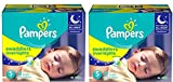 Pampers Swaddlers Overnights Diapers eIaqqf, Size 5, 104 Count