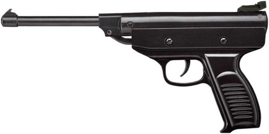 Zasdar S3 Cal 4,5mm - Pistola de perdigones y balines de Muelle