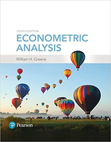 Amazon econometric analysis ebook william h greene kindle store fandeluxe Image collections