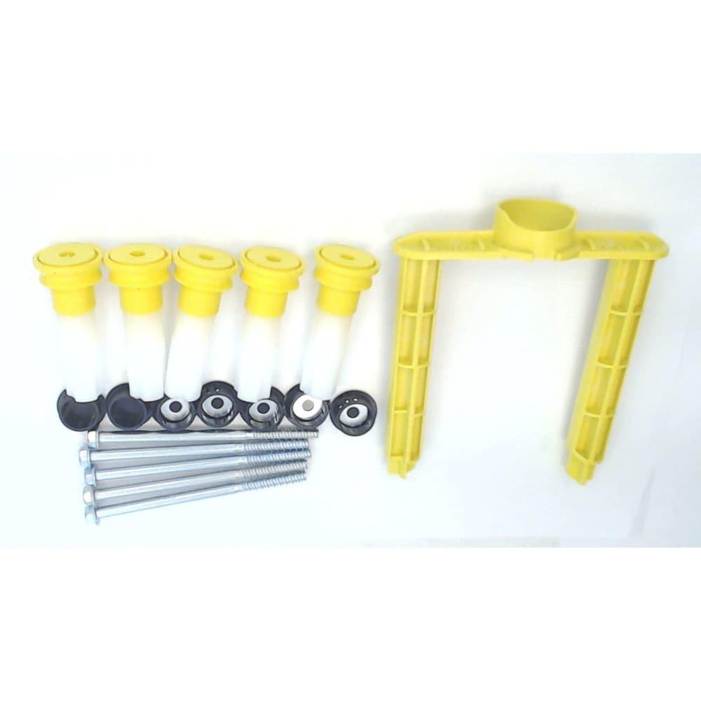 Frigidaire 137146700 Washer Shipping Bolt Kit White