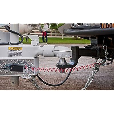 Fastway Zip 6 Foot Breakaway Cable 80-01-2160: Automotive