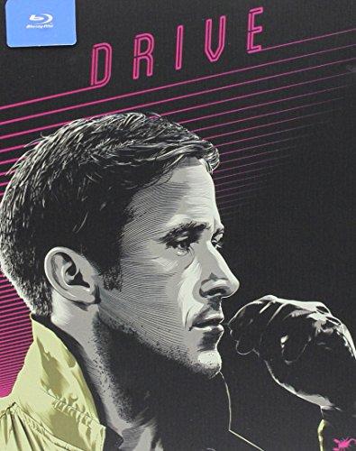 Drive, SteelBook [Blu-ray]