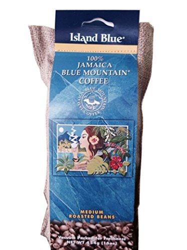 Jamaica Blue Mountain Coffee 5Lb. Bag by Blue island