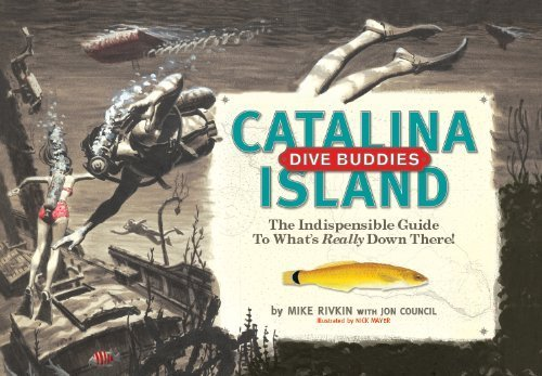Catalina Island Dive Buddies by Mike Rivkin ()