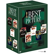 Best Picture Oscar Collection - Drama (Amadeus/Casablanca Special Edition/Driving Miss Daisy/The Life of Emile Zola/Mrs. Miniver) by Warner Home Video