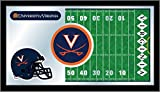 Holland Bar Stool Company NCAA Virginia Cavaliers 15 x 26-Inch Football Mirror