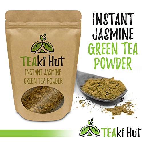 TEAki Hut Organic Instant Servings