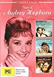 Audrey Hepburn Triple Pack: Love In The Afternoon / Two For The Road / The Unforgiven [NON-USA Format / Region 4 Import - Australia]