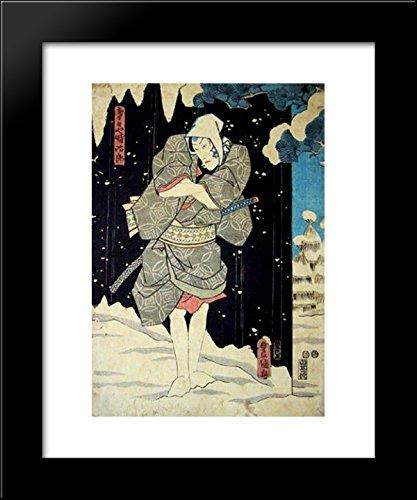 fundacao-cultural-ema-gordon-klabin-20x24-framed-art-print-by-utagawa-kuniyoshi