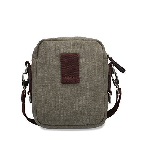 Fashion Casual Tela Tracolla Messenger College Business Ipad Green Light,A-OneSize