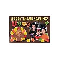 Thanksgiving Picture Frame Craft Kit