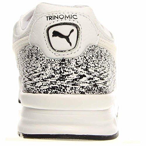 Puma XT2+ Snow Splatter Pack Hombre Blanco Deportivas Zapatos Nuevo EU 42,5