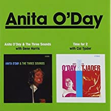 Anita O'Day & The Three Sounds + Time For 2 by Anita O'Day