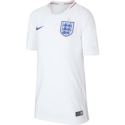 7f8a1847ef8 Amazon.com   Nike 2018-2019 England Home Football Soccer T-Shirt ...