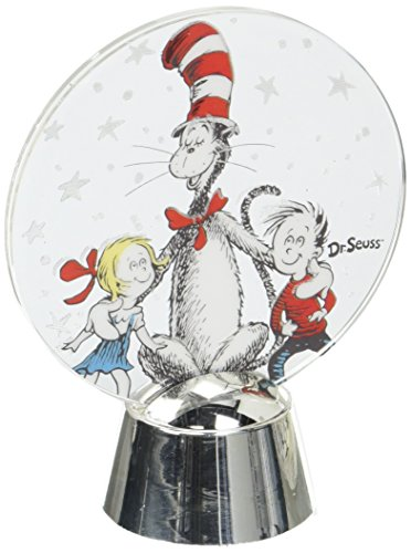 Department 56 Dr. Seuss The Cat in the Hat with Kids Holiday Figurine ()