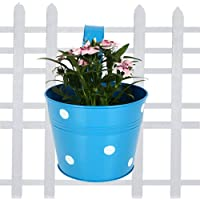 TrustBasket Single Pot Railing Planter