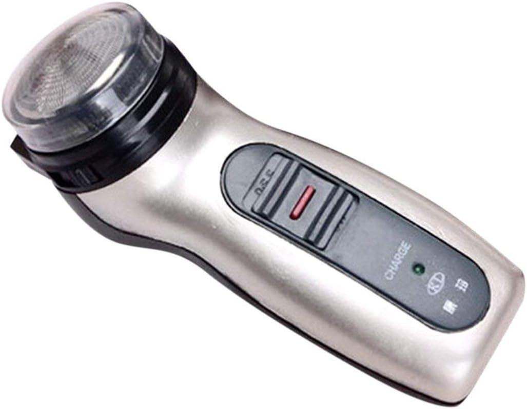 Máquina de afeitar de cuchilla de acero inoxidable recargable de ...