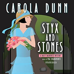 Styx and Stones Audiobook